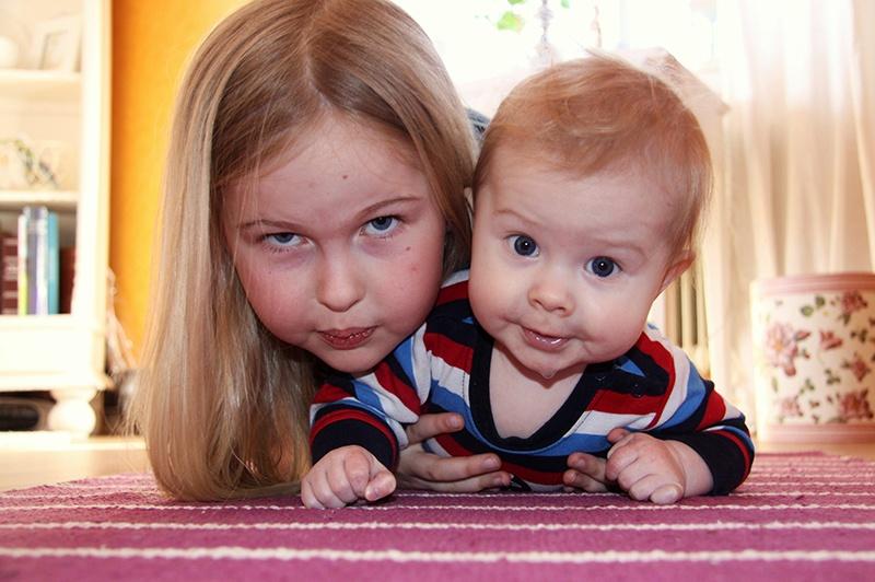 Linnea och Linus