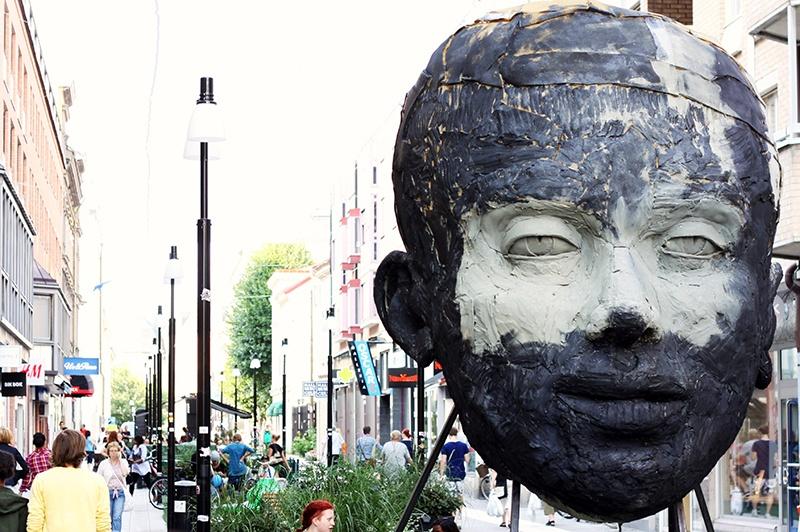 Skulptur i Örebro