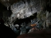 Grotta i Norra Thailand