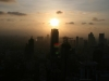 Stadssiluett Bangkok