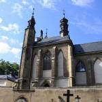 Skelettkyrkan i Sedlec vid Kutna Hora